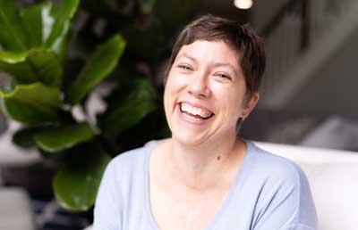 Tricia Isham, web designer