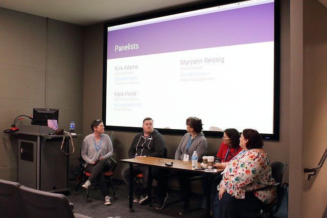 Ethical Behavior in an Open Source World panelists