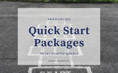Quick Start Packages to Get Started Quickly