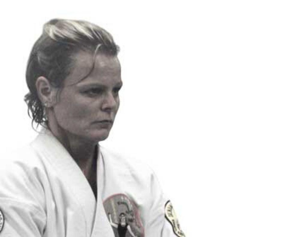 Renshi Gail of GEM Martial Arts