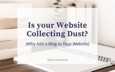 Is Your Website Collecting Dust
